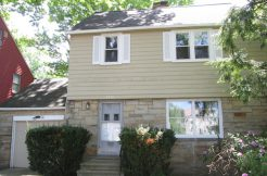 Blanche Colonial Rental Home in Cleveland, Ohio