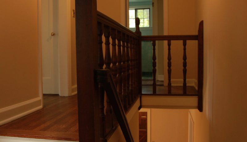 Cleveland Homes for Rent on Wyatt Rd stairway