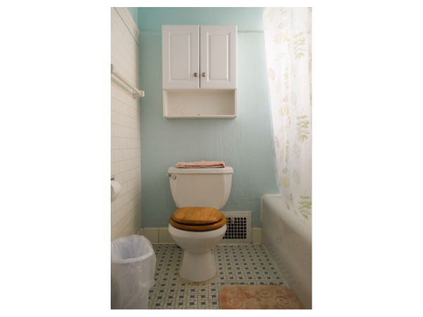 Blanche House Toilet Area Photo