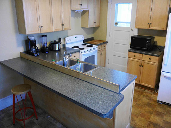 East Side of Cleveland, Fully Equipped Kitchen