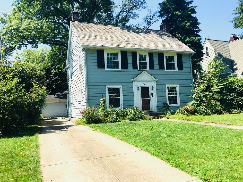 Shaker Heights Rental Home – Elsmere Road
