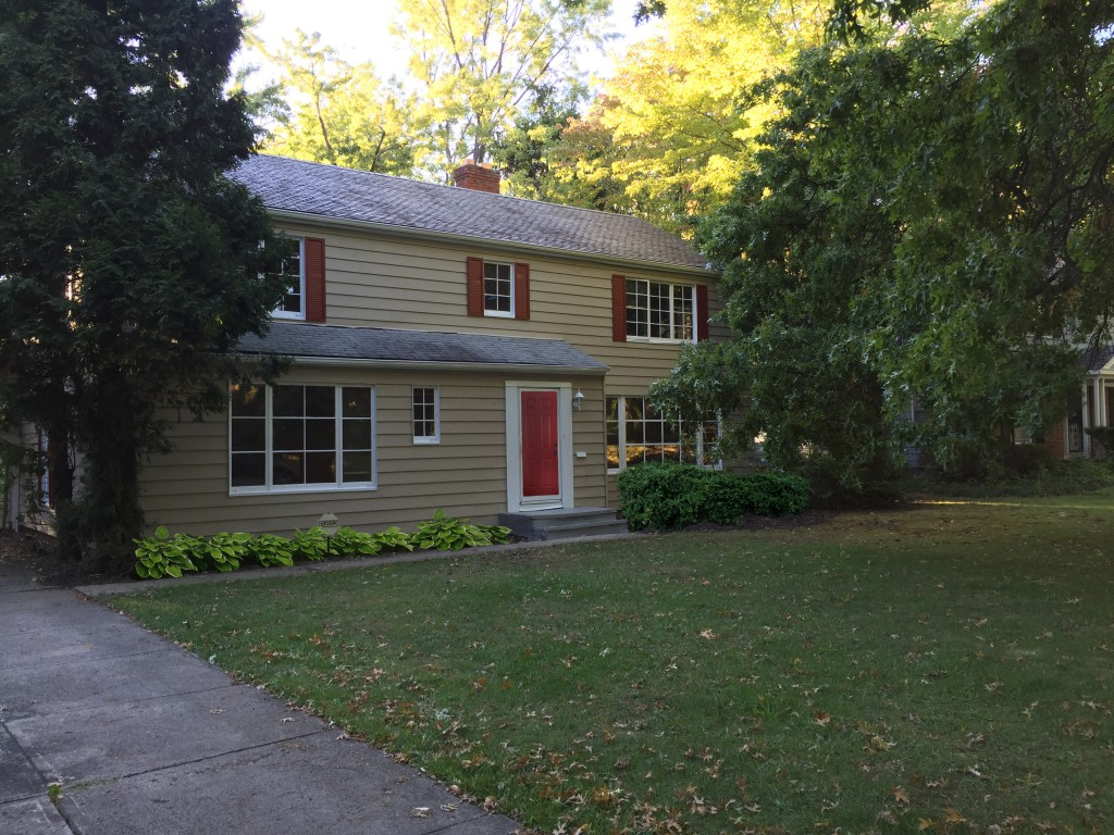 Cleveland Rental Home – Newbury Road