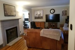 Staunton Colonial Living Room Photo