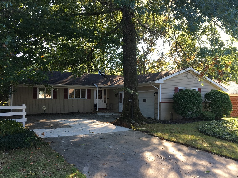 Cleveland Heights Ranch Style Rental Home – Langton Road