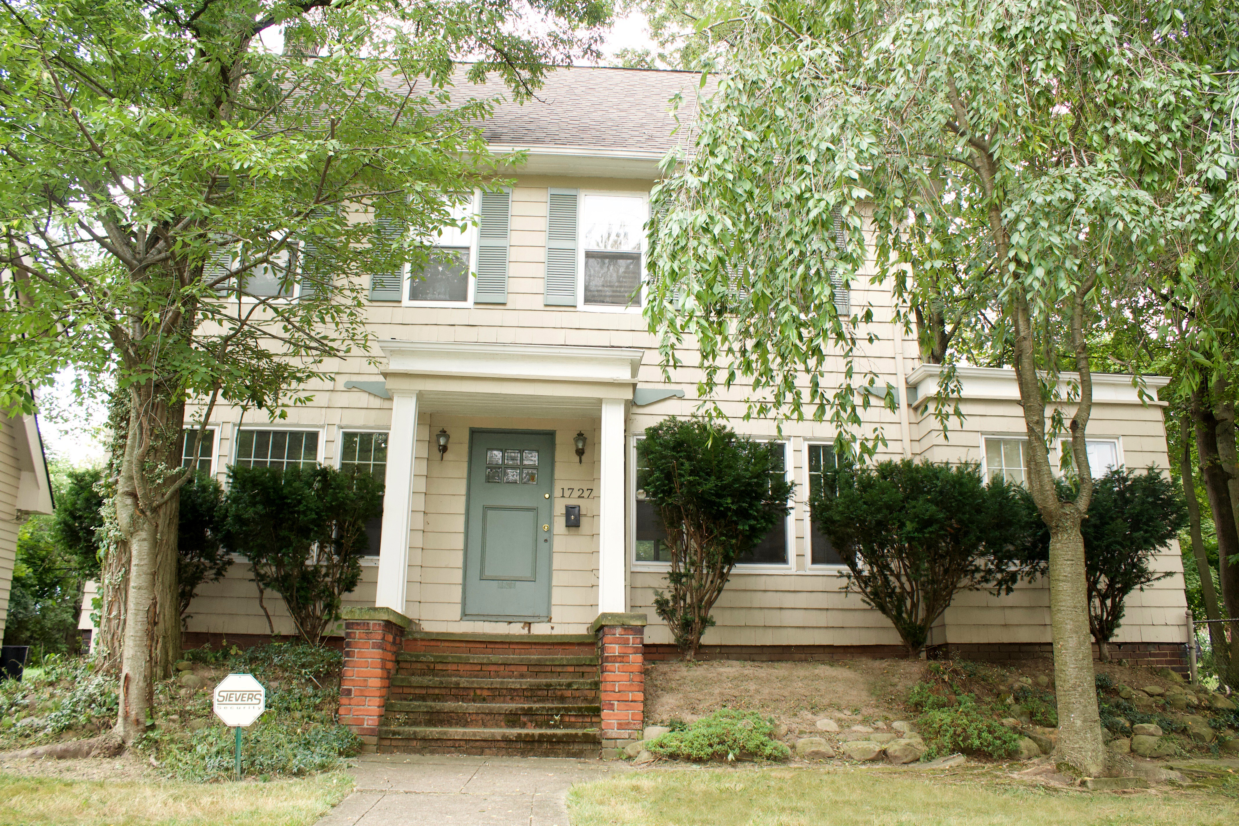 Cleveland Heights Rental Home – Cumberland Road